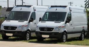 Ambulances for Glendale CA by Miller Coach