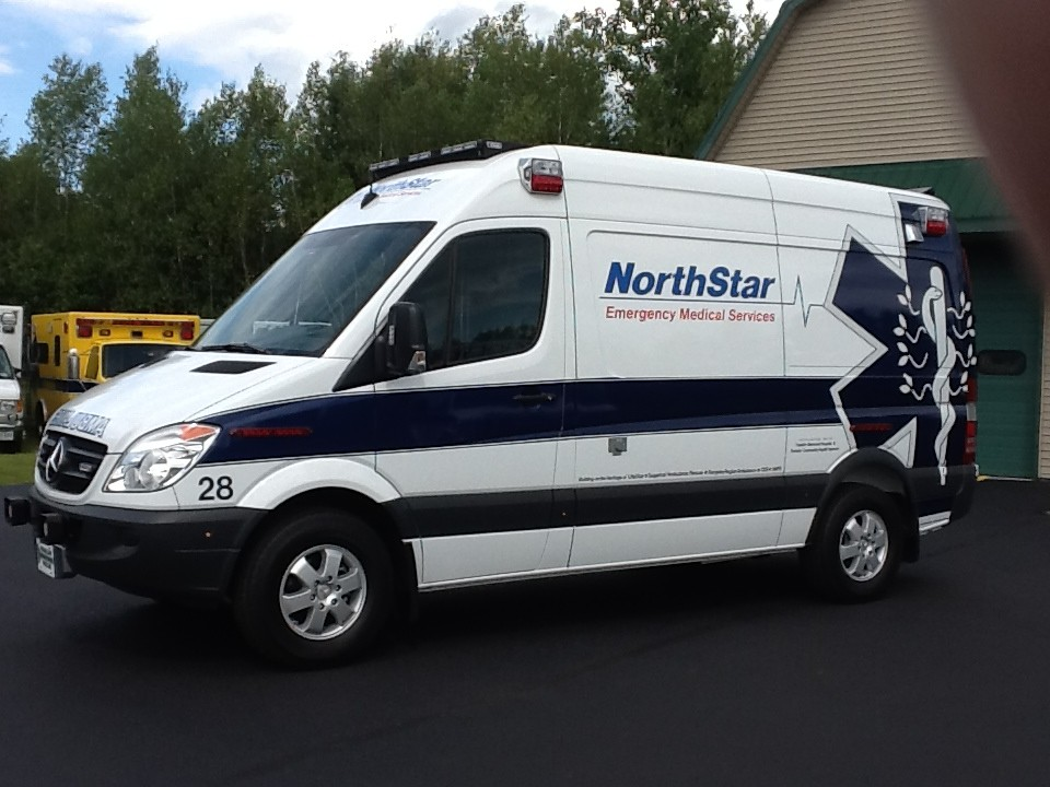 Northstar EMSType II Sprinter Ambulance