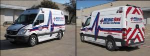 Medic OneType II Ambulance