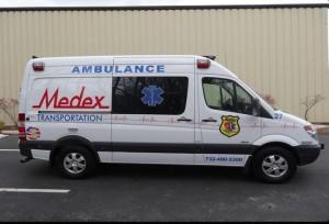 Medex TransportationType II Sprinter